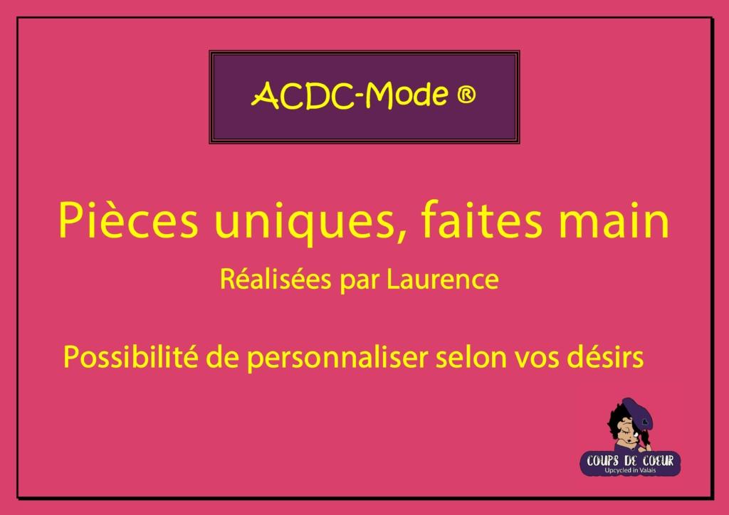 ACDC-Mode: Créations uniques